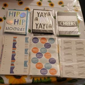 Celebration cards & Stickers